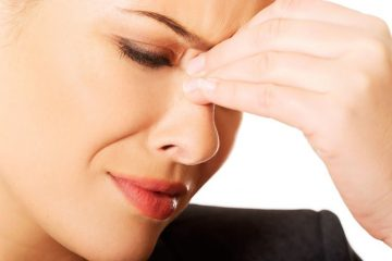 Most Common Symptoms of Sinusitis
