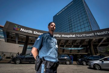 The Importance of Hospital Security Guards