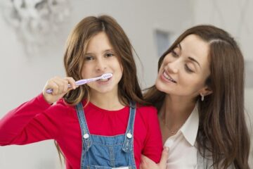 Promoting Healthy Oral Hygiene Behaviors in Children