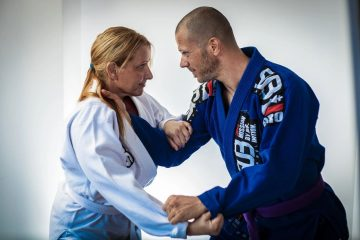 Want to learn self-defense Well then try out BJJ classes