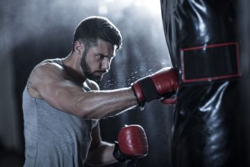 Want to take up boxing