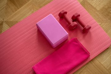 The Best Way to Clean Your Exercise Equipment